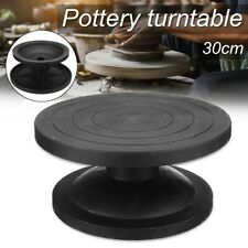 Metal Pottery Banding Wheel Potters Turntable For Clay Modelling 300mm