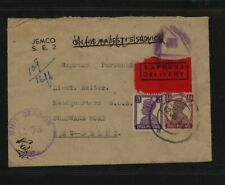 India  military  express  cover   censor   local use    HC0328