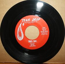 SUNNY and SUNLINERS Trick Bag CHEATIN' TRACES Northern Soul 45 on TEAR DROP 3081