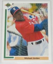 1991 Michael Jordan Upper Deck Chicago White Sox Baseball Insert Card #SP1 NM