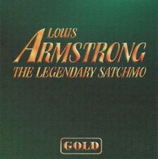 Louis Armstrong The Legendary Satchmo sehr rar