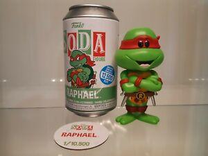 Funko Soda common version - Raphael - Teenage mutant ninja turtles - TMNT