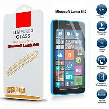 Tempered Glass Mobile Phone Screen Protector For Nokia Lumia 640