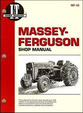 Massey Ferguson MF230 MF235 MF240 MF245 MF250 Tractor Repair Workshop Manual