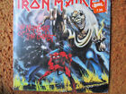 """iron maiden """" the number of the beast"""" lp"""