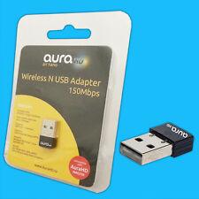 Aura HD Wlan Stick Adapter WIFi W-Lan Air NANO für MAG 250 Aura HD International