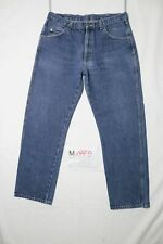 Wrangler Boyfriend D'Occassion (Cod.M1995) W36 L30 en Jeans Bouffant Grade A