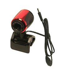 WD108 HD USB Webcam mit Mikrofon Desktop Laptop Notebook PC Kamera für Skype MSN