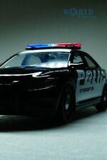 Ford Taurus Police (2013) interceptor Scale 1:43 Motormax Diecast model car