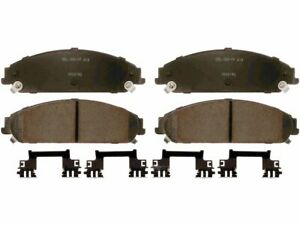 For 2008-2009 Dodge Caliber Brake Pad Set Front AC Delco 48278WQ Turbocharged