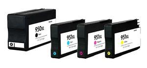 Ink Cartridges for HP 950XL HP 951XL Officejet Pro 8600 8610 8615 251dw 276dw