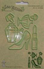 Lea 'bilities diseño de corte Die Damas cosas, Craft, elaboración de tarjetas, álbumes de recortes