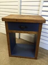 Handmade Over 70cm Bedside Tables & Cabinets with 1 Drawer