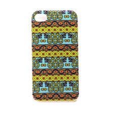 Hard Case For Apple iPhone 4 4S - Aztec Design 8