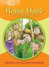 Explorer Reader: Robin Hood and His Merry Men by Gill Munton (Paperback, 2007)