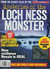 Secret Files of the National Enquirer Mysteries of the Loch Ness Monster 2019