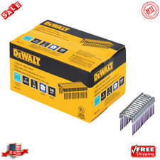 Dewalt 1 inch Insulated Electrical Staples (540 per Box) Strength and Durability