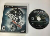 MX vs. ATV Reflex (Sony PS3 PlayStation 3, 2009) Racing Game Complete w/ Manual