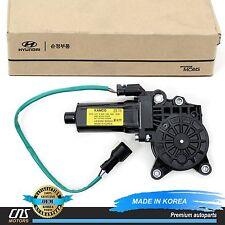 GENUINE Power Window Motor FRONT RIGHT for 97-01 Hyundai Tiburon OEM 82460-27000