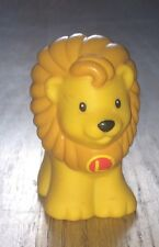 Fisher Price Little People LION Letter L - Alphabet Zoo Replacement
