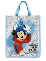 Splash Mountain 's Brer Rabbit & Brer Fox InDisney Ink & Paint Reusable Tote NWT