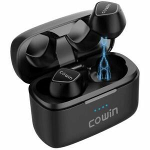 COWIN KY02 Wireless Earbuds True Wireless Earbuds Bluetooth Headphones with Mic