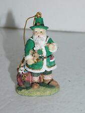Irish Father Christmas Ornament Ireland Santa Claus Holiday Decor Sco16 1995