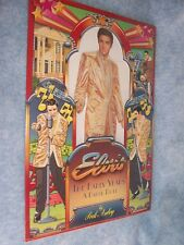 1996 Elvis The Early Years paper doll by Peck Aubry. Sealed