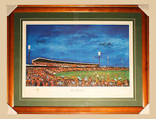 AFL - Showdown by Pro Hart - Signed by Bickley & Wanganeen