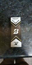 Bridgestone B X Sleeve Of 3 Golf Balls