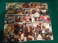 The Mighty Avengers Lot Of 20 Comics