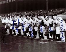 Bronx Bombers New York Yankees 1950's Autographed 8x10 Signed Photo Reprint