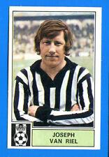 FOOTBALL 1972-73 BELGIO -Panini Figurina-Sticker n. 135 - VAN RIEL - DIEST -Rec