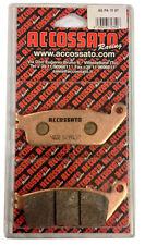 Pastillas Accossato Sinterizado Delanteros Kawasaki Z750 Z 750 07-09 AGPA72ST