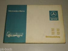 Betriebsanleitung Handbuch Mercedes Benz LKW M2 mit OM 352, Stand 07/1982