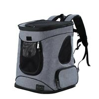Petsfit Cat Backpack,Foldable Cat Carrier Backpack for Dogs and Cats with Sof...