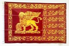 Bandiera Veneta Serenissima Veneto San Marco dim. 100x50 cm - Lotto da 2 pezzi