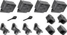 Nova 2 Door Sedan Body Panel Alignment Rubber Stopper Bumper Set Kit 14 pieces