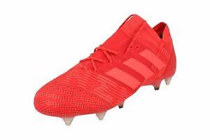 adidas Nemeziz 17.1 Soft Ground Sizes 7-10.5 Red RRP £200 PRO BOOT Ltd Edition