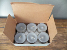 Box of 12 Partylite Universal Tealight Candles Fig & Lychee/V04531