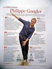 Press clipping-clipping: philippe gougler 07/2016 do not dream, trains