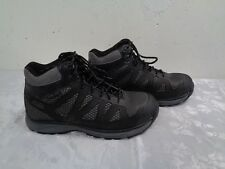 Dickies Men's 9 Fury Mid Athlete Steel Toe Safety Work Shoe Worn Once Excellent