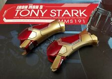 Hot Toys MMS191 Iron Man TONY STARK 1/6  left & right armor Hollow legs only!