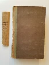 The Companion by Leigh Hunt, 1828, 1st Edition