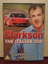 Clarkson - The Italian Job (DVD, 2010, 2-Disc Set) - Jeremy Clarkson - Slip Case
