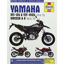 Yamaha MT-125, YZF-R125 & WR125R/X, Anon, New, Paperback