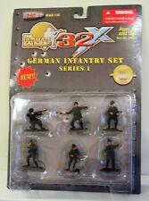 1/32 Ultimate Soldier German Infantry Set Series 1 21st Century Toys