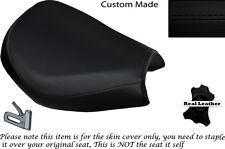 BLACK STITCH CUSTOM FITS KINROAD XT 125 16 FRONT LEATHER SEAT COVER ONLY