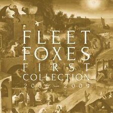 FLEET FOXES FIRST COLLECTION 2006-2009 4 CD SET (New Release November 9th 2018)