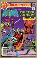 Brave And The Bold #144-1978 fn 6.0 Human Target Batman Green Arrow